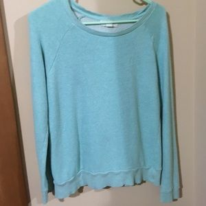 Mint Blue Forever 21 Sweater